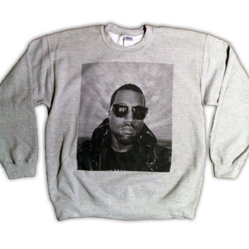 Kanye West Sweatshirt - Limited Print - All Sizes s, m, l, xl, xxl, xxxl
