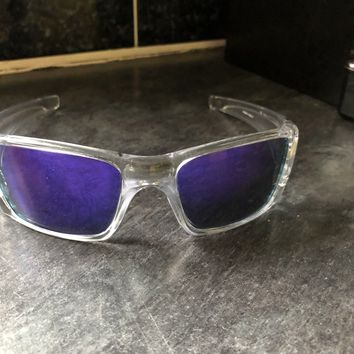 mens oakley sunglasses used