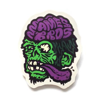 Bad Brains Mini Sticker