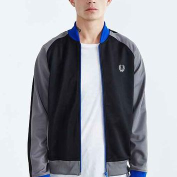 Fred Perry Bomber Track Jacket-