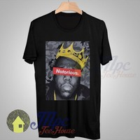 Notorious Big Biggie Hiphop Legend T Shirt - Mpcteehouse