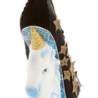 Irregular Choice Statement Into the Myths Heel