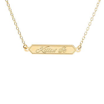 """Killin' It"" Necklace"