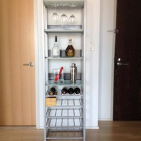 Wine and Bar Cabinet