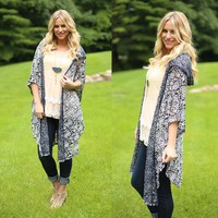 Lace Lovelies Cardigan