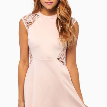 Off to the Laces Dress $54
