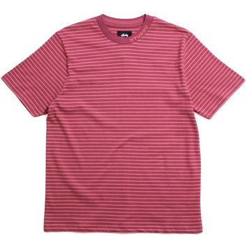 Jack Stripe Crew Berry