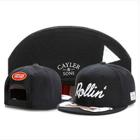 Adjustable Hip-hop Stylish Fashion Hats [6044690881]