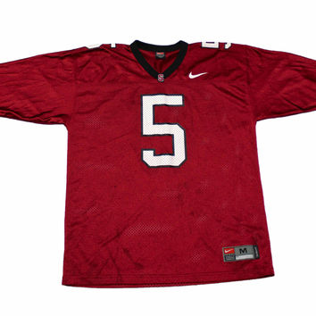 Vintage Nike Stanford Football Jersey #5 Mens Size Medium