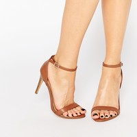 New Look Barley There Heeled Sandal