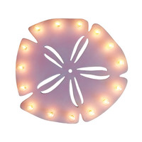 Shimmering Sand Dollar Marquee