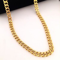 Jewelry Shiny Gift Stylish New Arrival Hip-hop Club Necklace [8439476547]