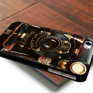 steampunk camera case for iPhone 4/4s, iPhone 5/5S/5C, Samsung S3 i9300, Samsung S4 i9500 *sususegar*