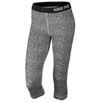 Nike Pro Mezzo Print Capris - Women's at Lady Foot Locker