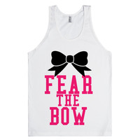 FEAR THE BOW CHEER TANK