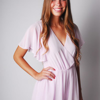 Flutter And Flirt Romper