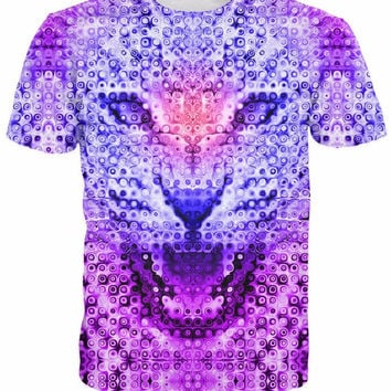 Purple Psychedelic T-Shirt