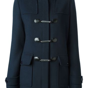 pinko 39 celosia montgomery 39 duffle coat from farfetch. Black Bedroom Furniture Sets. Home Design Ideas