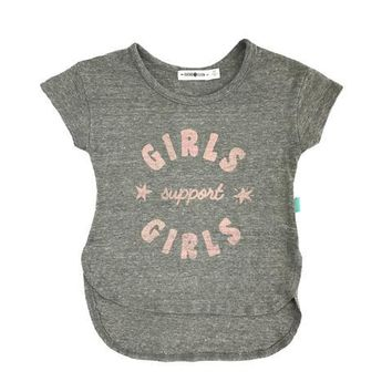 Girl's Support Girl's Ella Tee