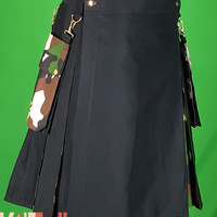 Military Cam Hybrid Kilt Custom Made
