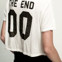 ZOOEY THE END 00 TOP