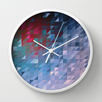 Shifted Wall Clock by DuckyB (Brandi)