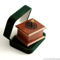Elegant gift for doctor unique folk art ornament handmade music box Vivaldi Spring classic music