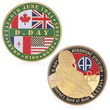 America's Guard Of Honor Commemorative Challenge Coin Souvenir Collection