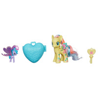 My Little Pony Fluttershy and Sea Breezie Figures | Pet Figures for ages 3 YEARS & UP | Hasbro