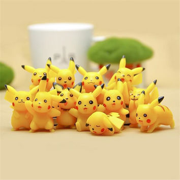 Hot Sale Pokemon Pikachu Figures Umbreon Espeon Glaceon Vaporeon Plush Figure Toys Soft Stuffed Anime Cartoon Dolls Pokemon Go