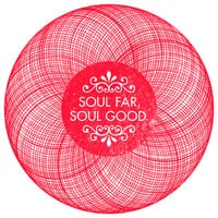 "Nick Nelson's ""Soul Far Soul Good"" Circle wall decal"
