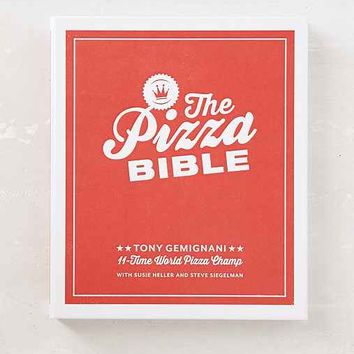 The Pizza Bible By Tony Gemignani- Assorted One