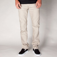 Rsq New York Slim Straight Mens Pants Putty  In Sizes