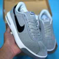 DCCK2 N383 Nike Air Max Mesh Casual Skate Shoes Grey Black