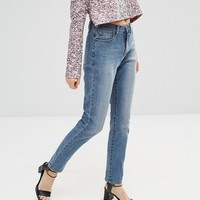 Cheap Monday Donna Straight Jeans