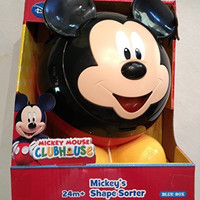Disney Mickey Mouse Clubhouse Mickey's Shape Sorter