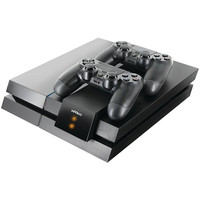 NYKO 83217 Playstation(R)4 Modular Charge Station (Black)