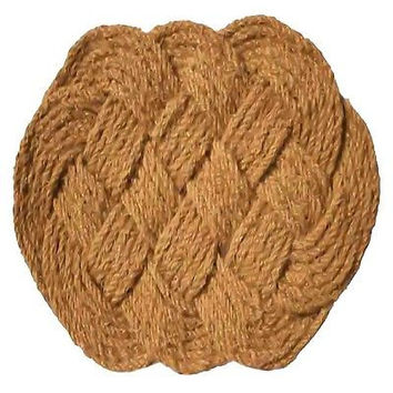 Smith & Hawken Knotted Oval Doormat