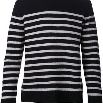 A.P.C. 'Student's Sailor' striped sweater