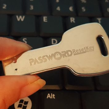 Password Reset Key 2.0