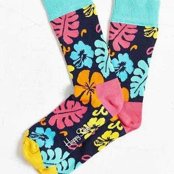 Happy Socks Hawaii Sock-