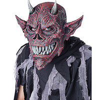 Devil Feast Animotion Mask - Spirithalloween.com