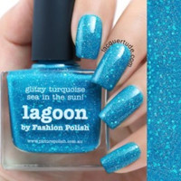 Picture Polish Lagoon Nail Polish