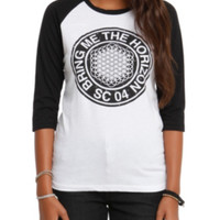 Bring Me The Horizon Sempiternal Girls Raglan 2XL