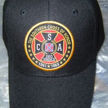The Southern Cross of Honor Hat