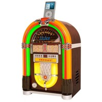 Crosley iJuke Tabletop Jukeboxes at Brookstone—Buy Now!