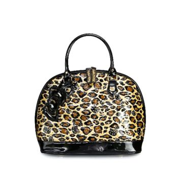 Loungefly – Hello Kitty Leopard Patent Embossed Tote Bag | Thirteen Vintage