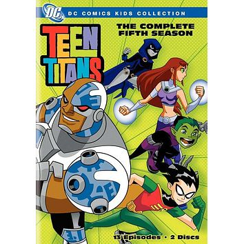 Teen Titans 11x17 Movie Poster (2003)