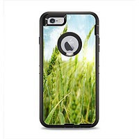 The Sunny Wheat Field Apple iPhone 6 Plus Otterbox Defender Case Skin Set