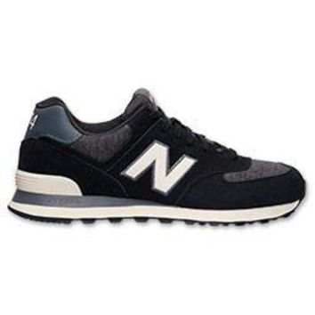 DCCK1IN men s new balance 574 pennant casual shoes